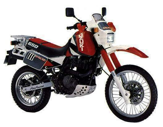 Suzuki DR 650R / S technical specifications